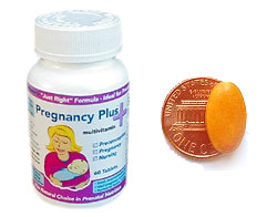 Pregnancy Plus Prenatal Multivitamin