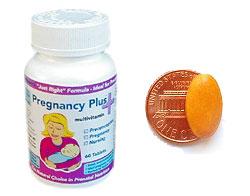 Pregnancy Plus Prenatal Multivitamin